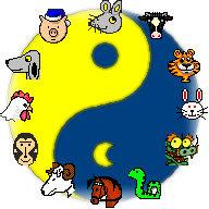 12 chinese animal